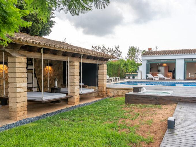 Villa en Son Anglada
