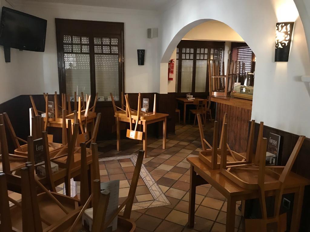 Restaurant Bar in Son Armadams