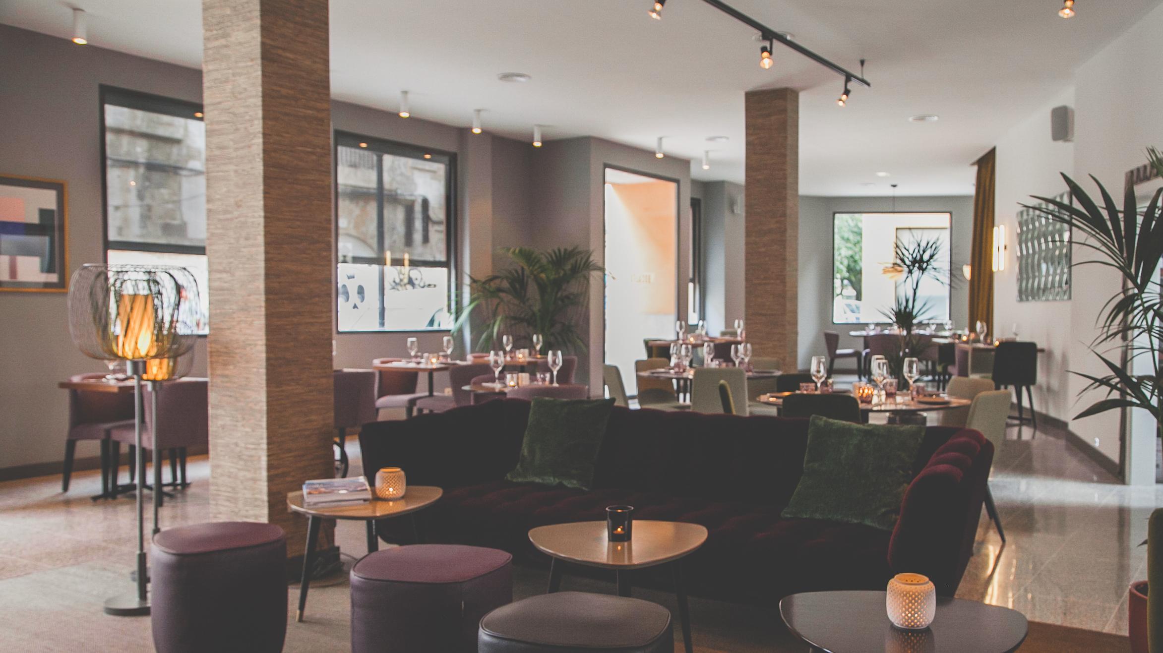 Restaurant Bar in the Historic Center